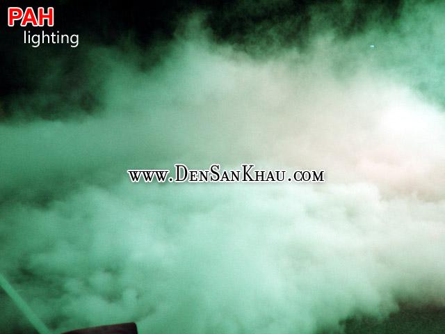 Hiệu ứng máy tạo khói lạnh bồng bềnh