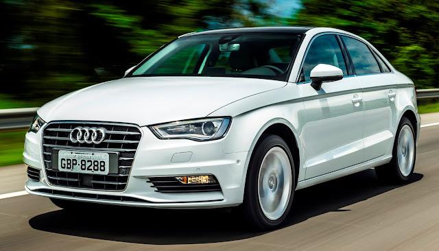 Audi inicia produção do A3 Sedan 2.0 no Brasil