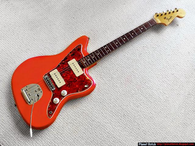 Fender Jazzmaster 1960s - Fiesta Red