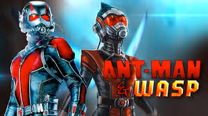 Film Ant-Man and the Wasp (2018)