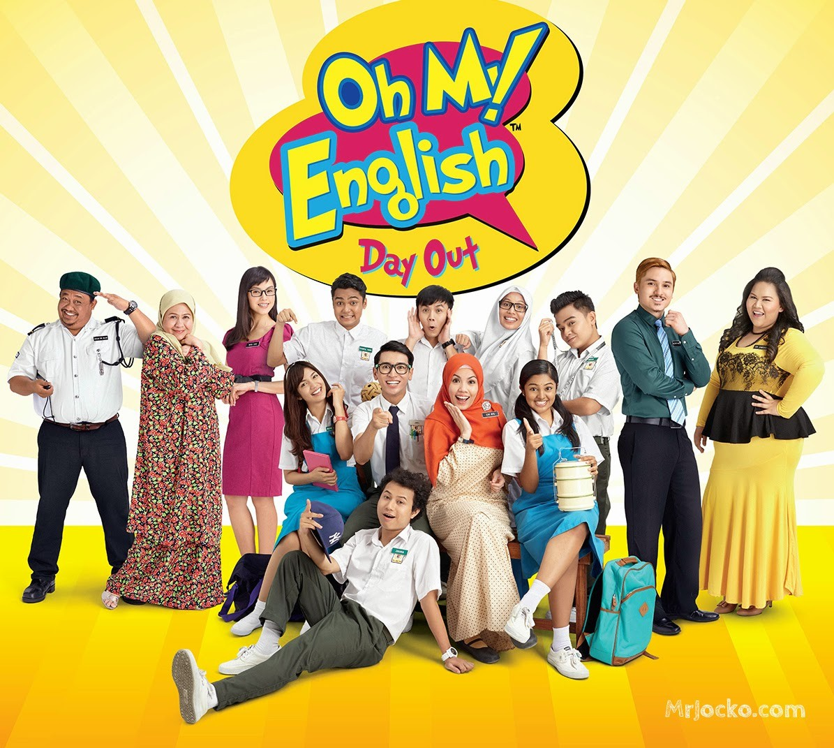 Oh My: The Petrosains Blog: Oh My English