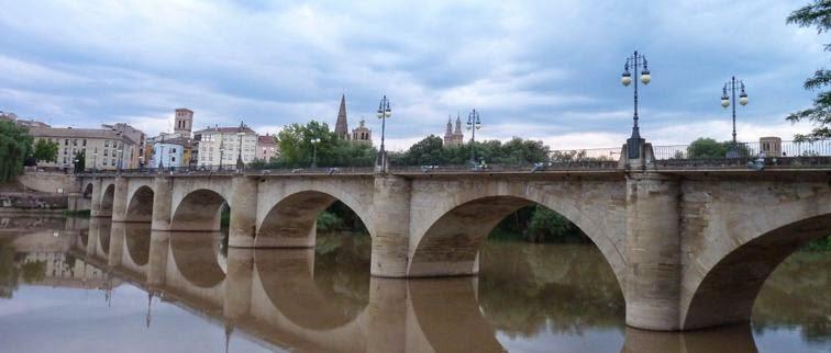 Logroño, Puente de Piedra.