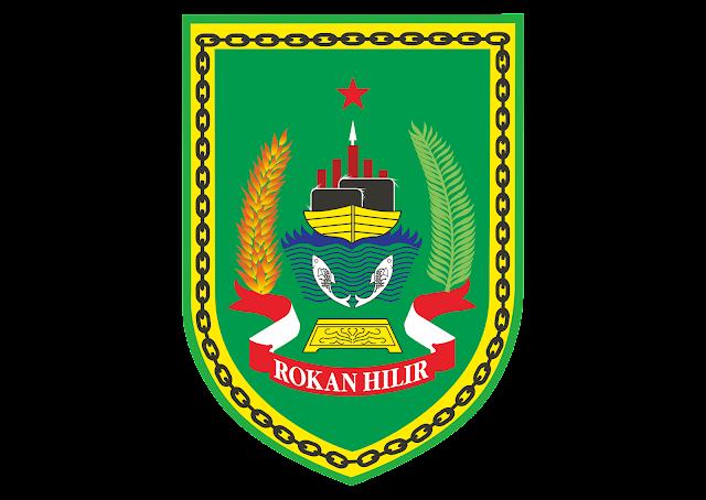 Logo Kabupaten Rokan Hilir Vector
