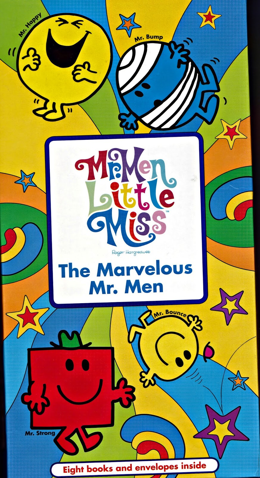 Little Miss Muffett Pretty Cute Doll Clothes Pattern 18: Vintage Books For The Very Young: Mr. Men/Little Miss
