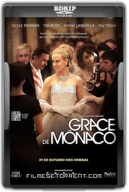 Grace A Princesa de Mônaco Torrent - BDRip Dual Áudio (2016)