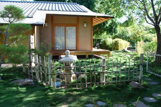 Home Garden Design With Japanese Style Garden 7