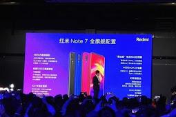 Redmi Note 7 Rilis, Hp murah spesifikasi gahar