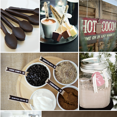 Hot Cocoa Bar Ideas and Party Recipes