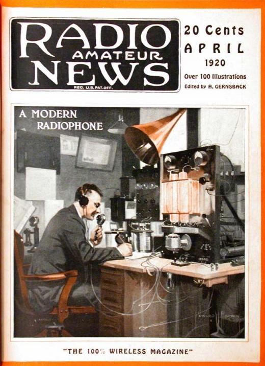 Radio Amateur Magazine 73