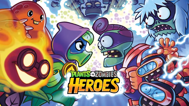 Plants vs Zombies Heroes v1.14.13 Mod Apk Terbaru (Unlimited Sun)