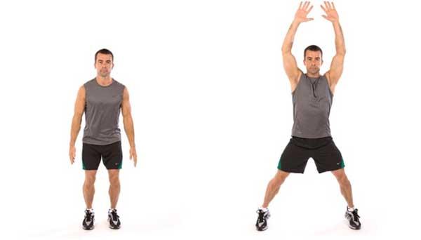 jumping jack mengecilkan perut buncit