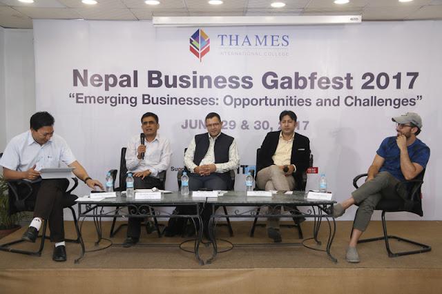 Nepal Business Gabfest 2017