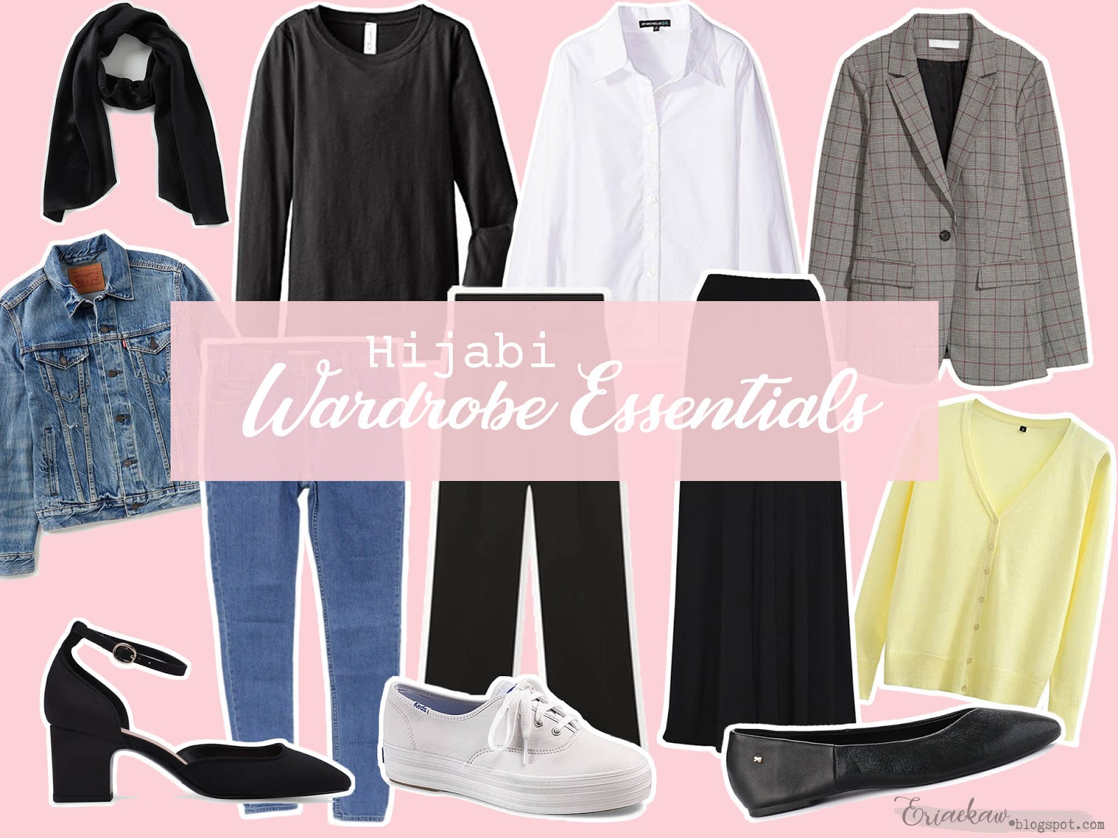 Hijab Wardrobe Essentials