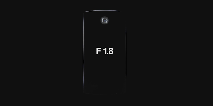 LG G4 will feature an F1.8 camera