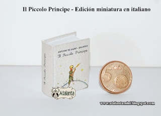 Il piccolo principe - miniature book
