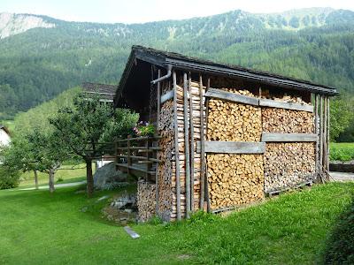 Praz de Fort Tour del Mont Blanc