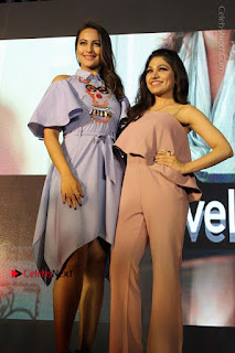 Actress Sonakshi Sinha at the Song Launch of Film Noor  0042.JPG