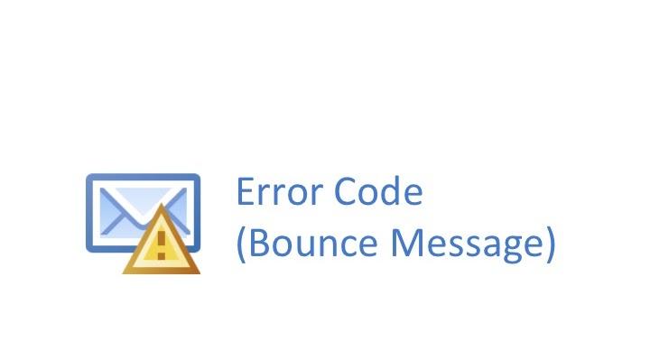 Technology Land Co , Ltd : วิธีอ่าน Error Code ของอีเมล์