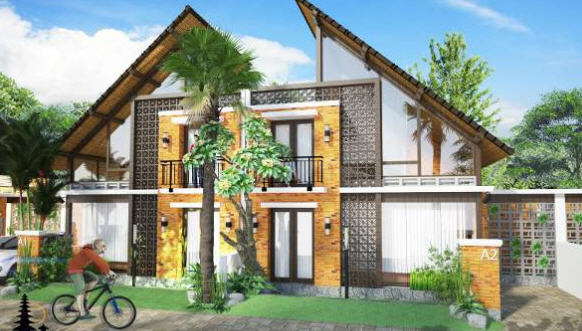 Vilatel 555 Island Bali