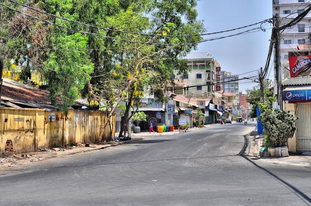 Nouvel An Khmer : Quand la ville dort...