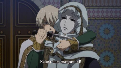 Shoukoku no Altair Episode 11 Subtitle Indonesia
