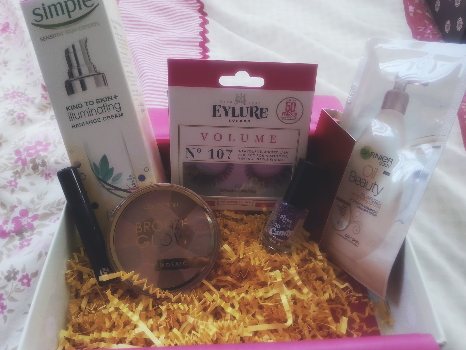 Glossybox May 2014: 50 Years of Superdrug.