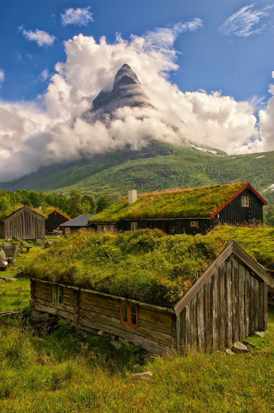 Renndølsetra - 23 Pictures Prove Why Norway Should Be Your Next Travel Destination