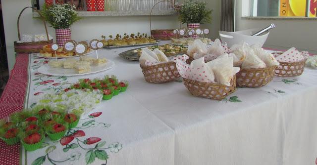 Festa tema piquenique