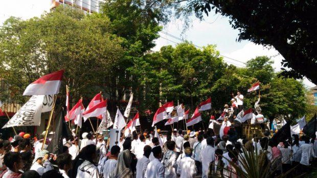Long March Sejauh 3,3 Km, Umat Islam Solo Raya Kumpulkan Dana Rp 78 Juta untuk Rohingya
