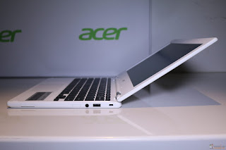 Acer Chromebook 11 CB3-131-C3SZ Laptop Intel Celeron N2840 Review - User Manual