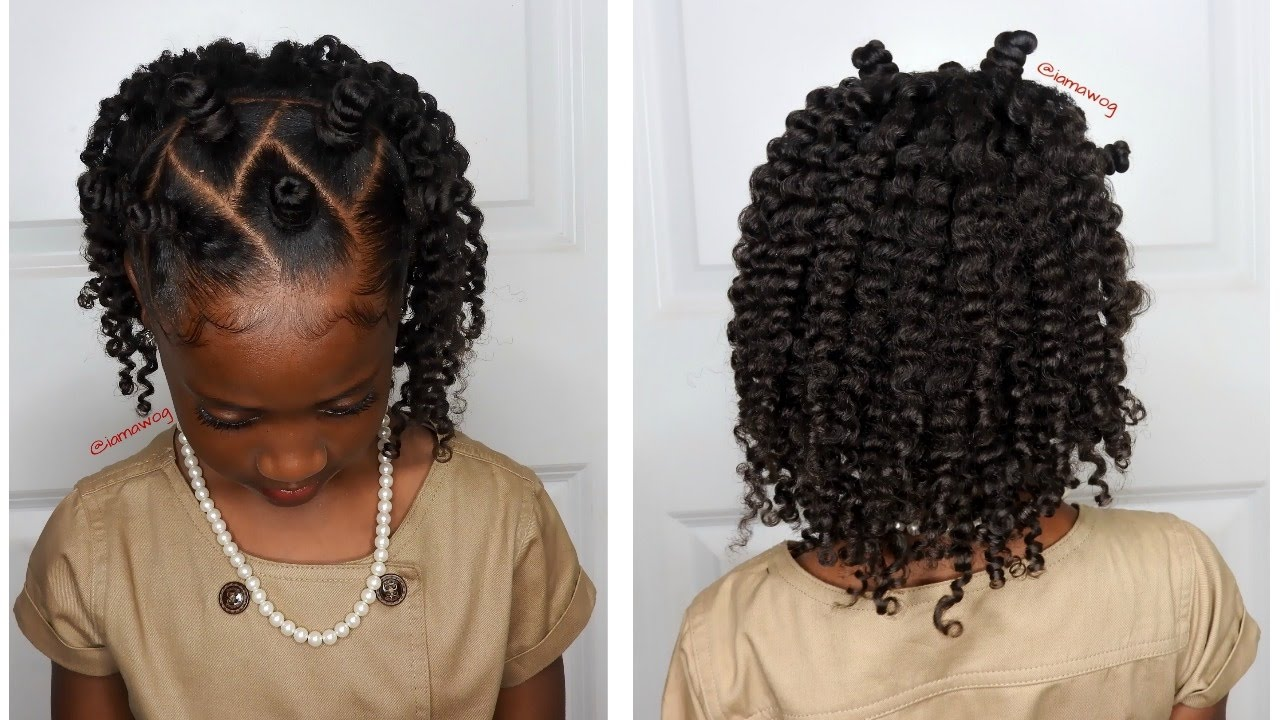 Top Curly Kids Hairstyles For Back To School Curlynikki Natural Hair Care