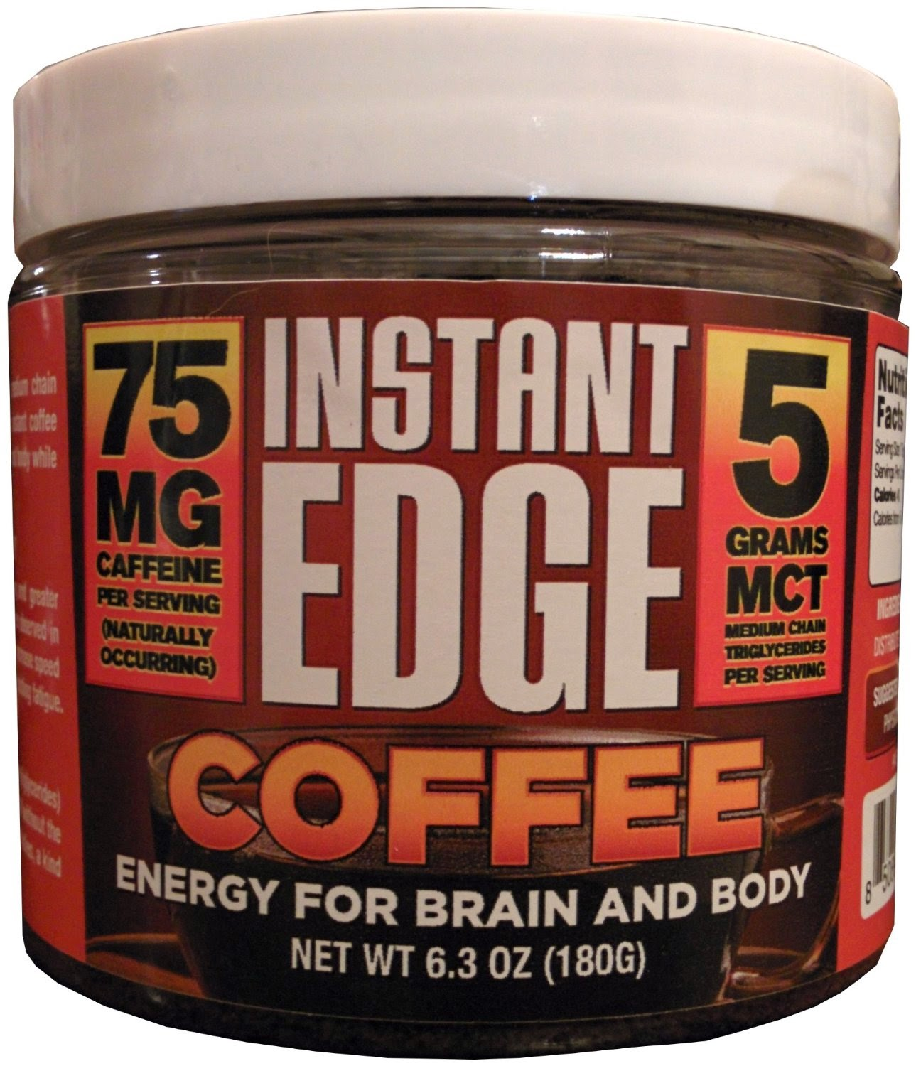 LipiX InstantEdge Ketogenic Coffee Review