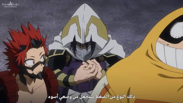 انمى Boku no Hero Academia الموسم الرابع مترجم أونلاين كامل تحميل و مشاهدة