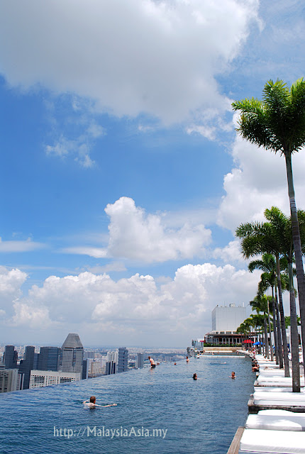 Sands Skypark Singapore in Pictures - Malaysia Asia