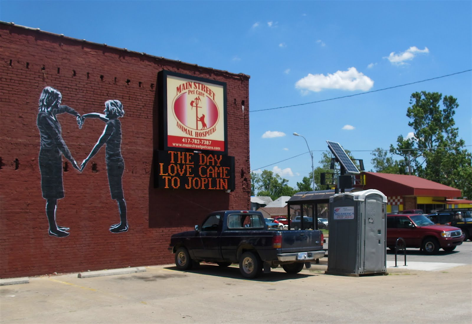 Who Painted The East Waco Murals In The  S