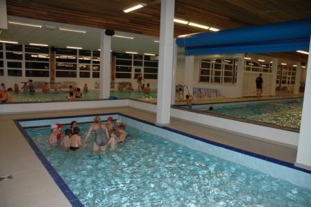 La piscine communale de GRCEHOLLOGNE  Lige