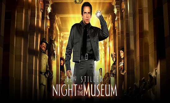 Night At The Museum English 720p Bluray Download