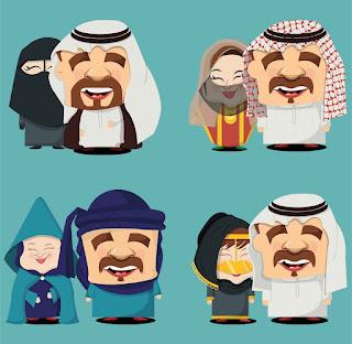 شخصيات كرتونية عربية png