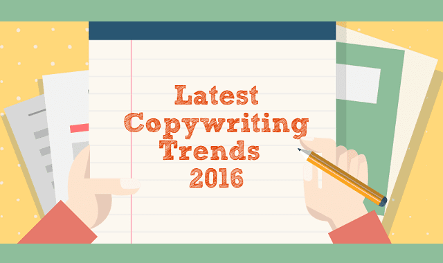 Latest Copywriting Trends 2016