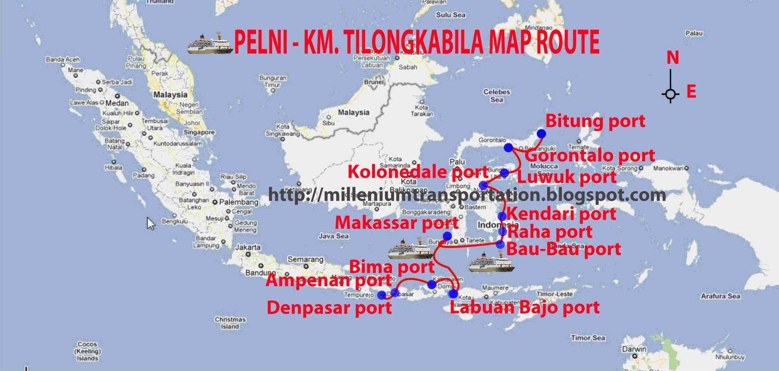 Jadwal Pelni Surabaya 2013 Daftar Harga Tiket Murah Kumpulan Harga Tiket Murah Km Tilongkabila