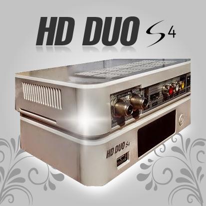 Resultado de imagem para FREESATELITAL HD DUO S4