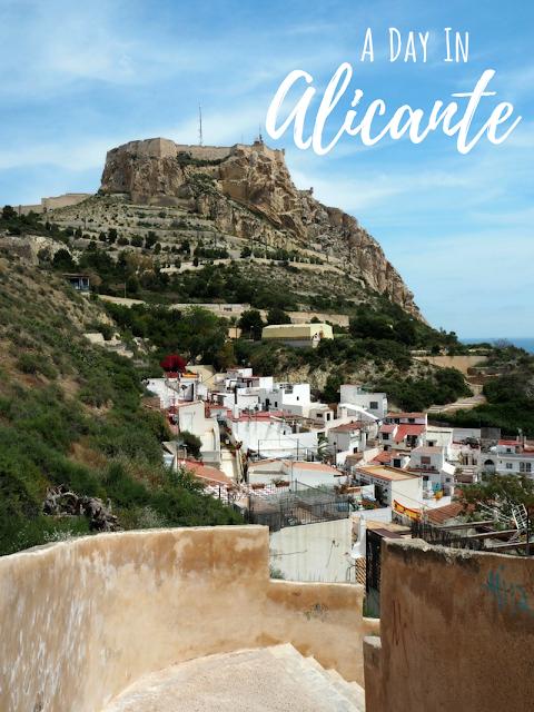 Spain | A Day Trip to Alicante Castle
