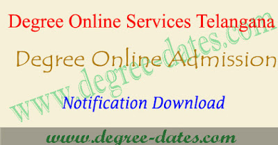 Dost PU degree admissions 2019 online apply web options palamuru university