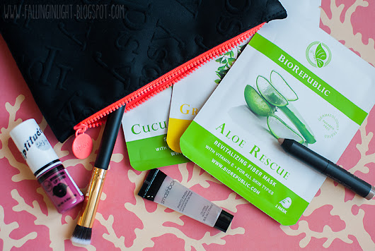 Falling In Light: Ipsy Glam Bag {June 2015}