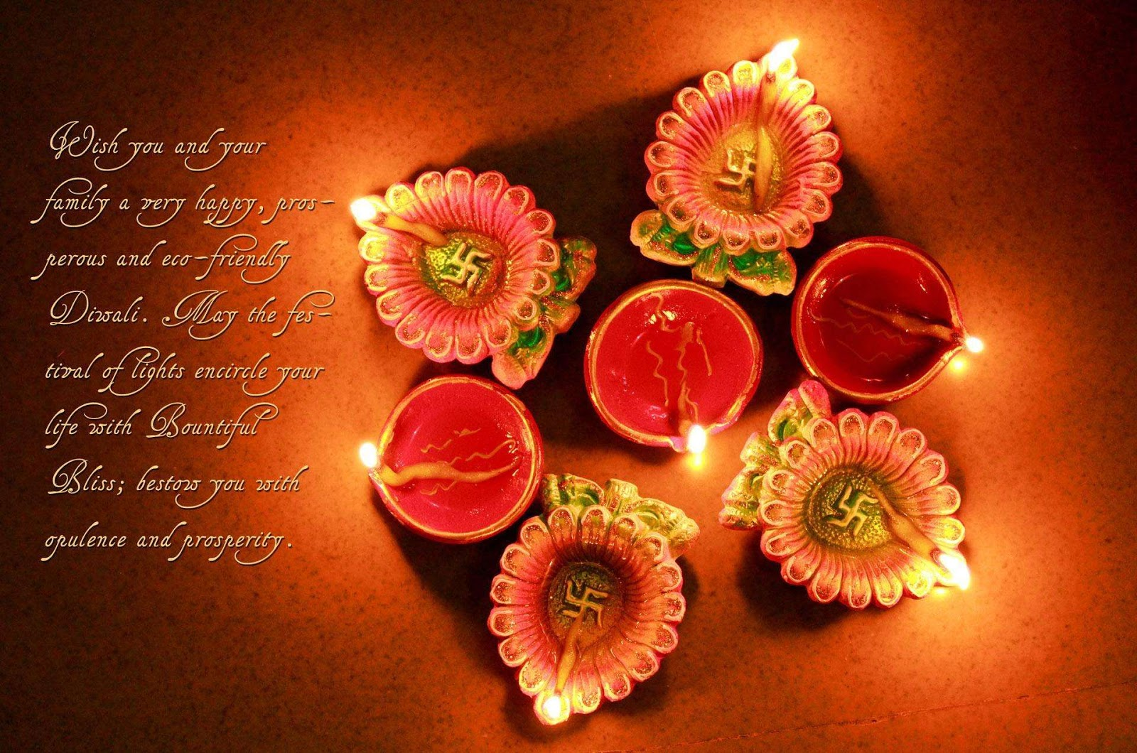 Happy Diwali Messages with Greetings