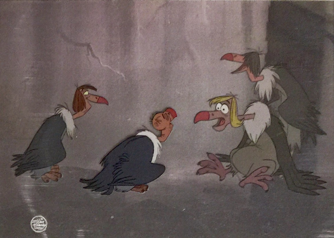 animation collection buzzie dizzy ziggy and flaps vulture