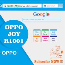 Penyebab Error dan Video Cara Terbaik Reset OPPO Joy R1001