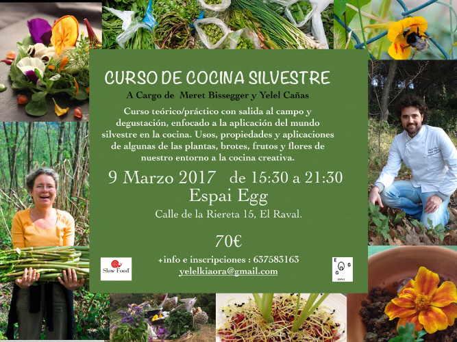 Blog de plantas curso de cocina con plantas en barcelona for Cursos de cocina barcelona