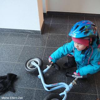 Alltag mit Baby und Kleinkind im Winter. #WMDEDGT: Vorweihnachts-Edition