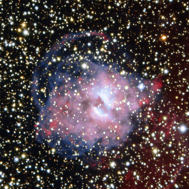 Planetary Nebula NGC 3699